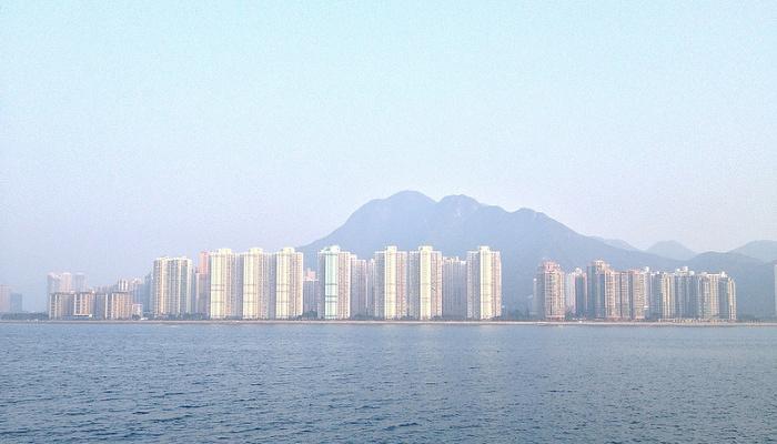 Hong Kong Waterscape