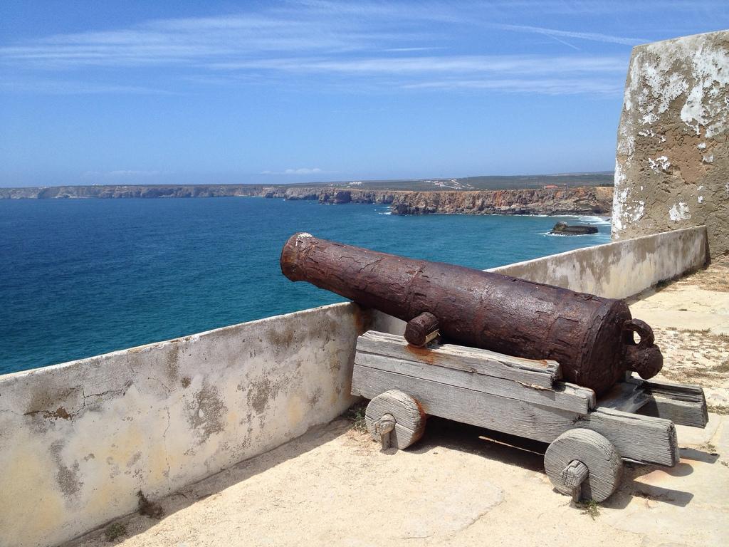 Sagres Fortress (Fortaleza de Sagres)