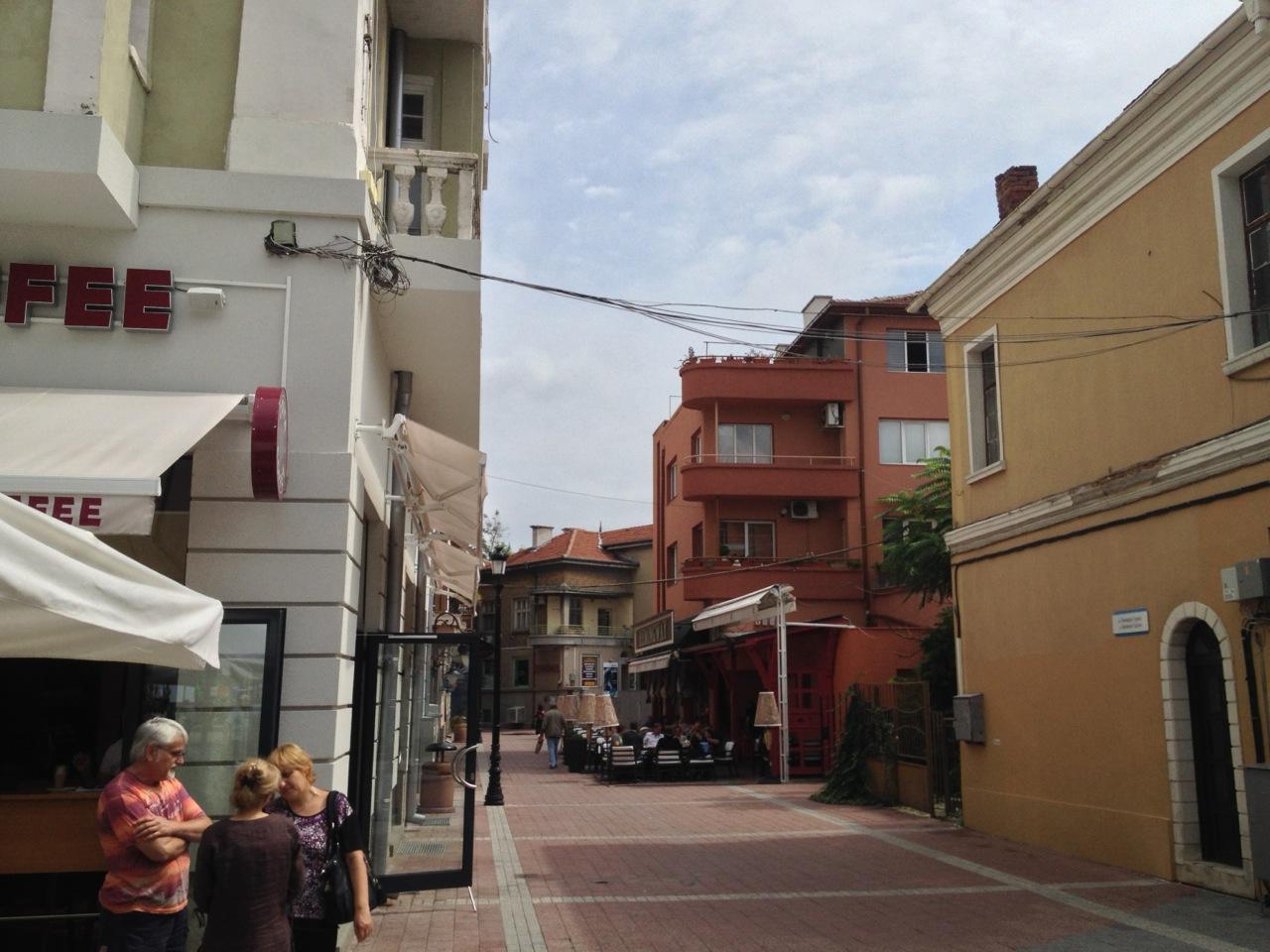 Somewhere in Plovdiv