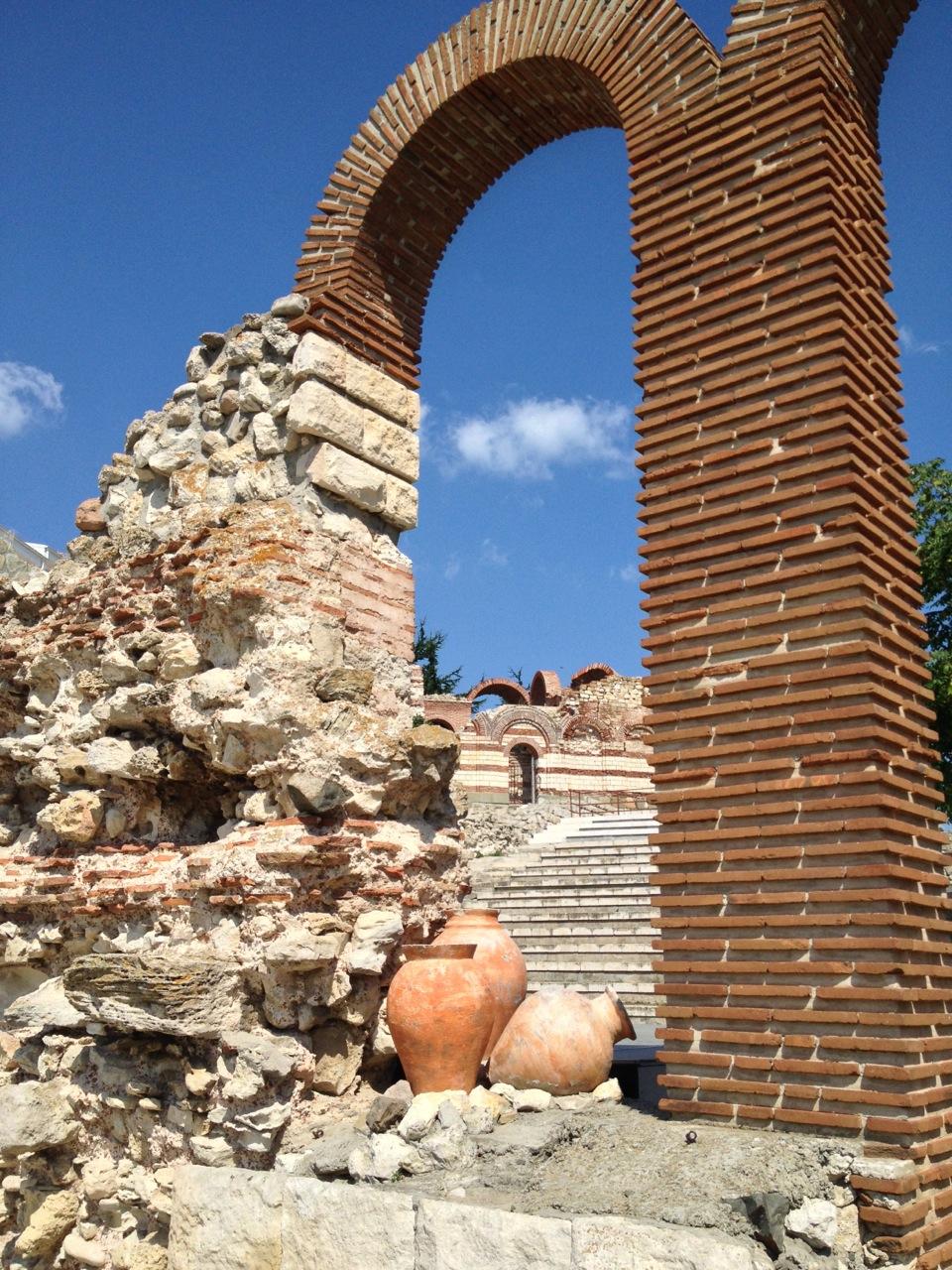 Messambria ruins