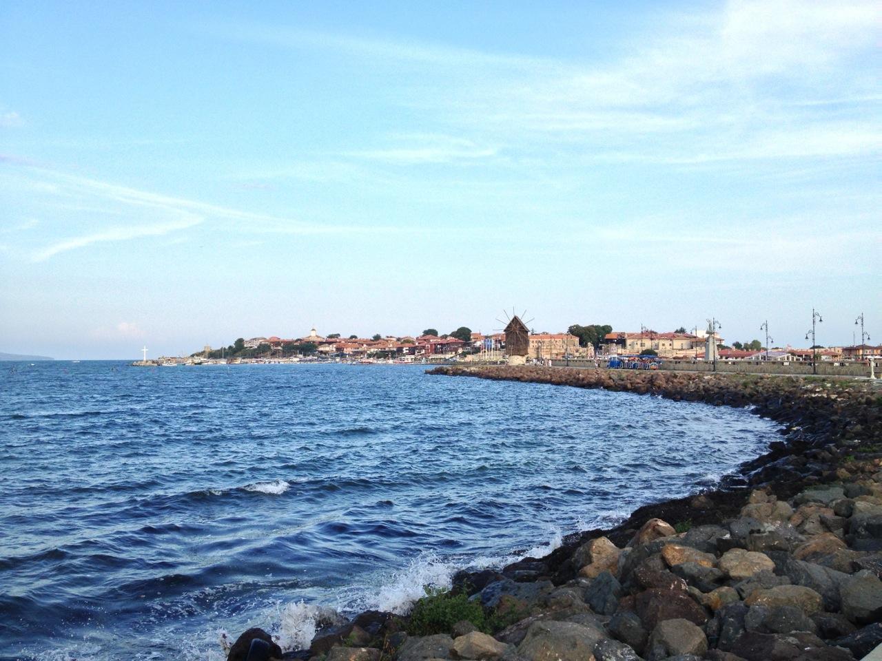 Nessebar Peninsula (ancient Messambria)