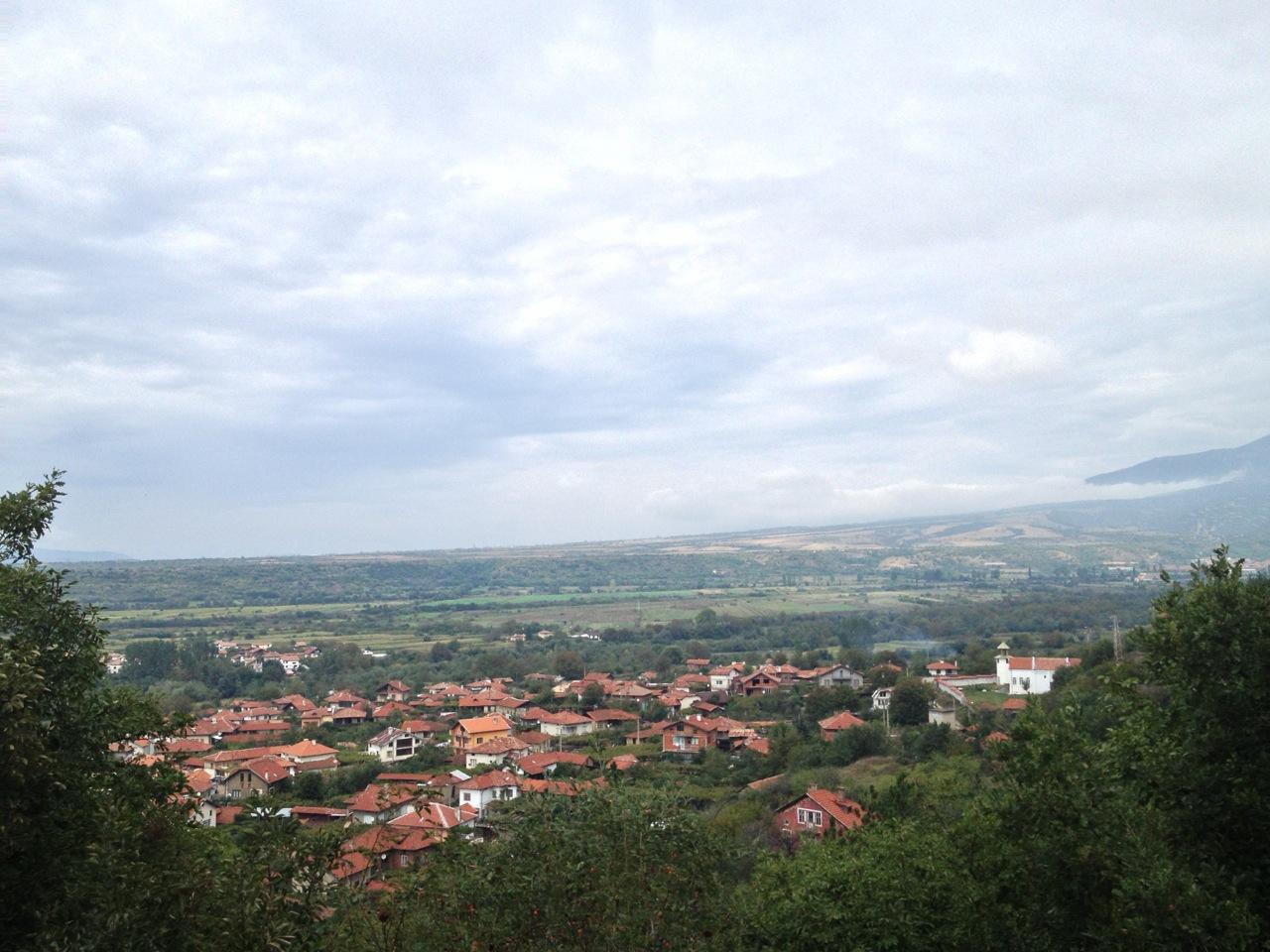 Stob village