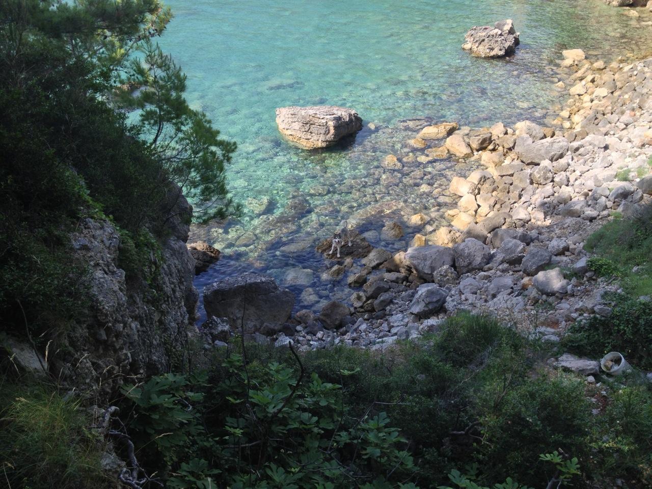 Exploring Adriatic coast