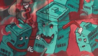 Sofia street art part 2