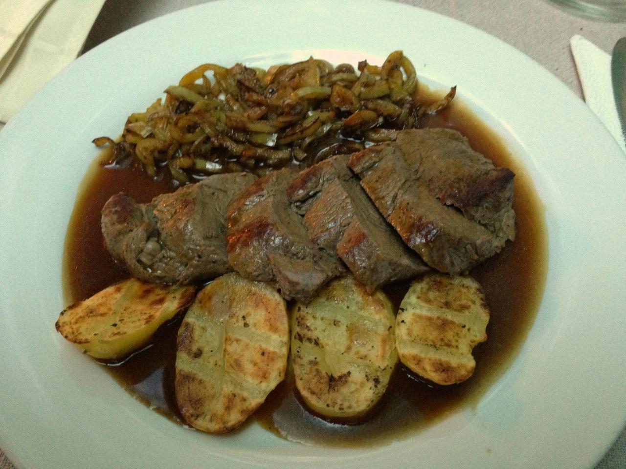 Kara Ivan Special Beef Filet (Специалитет Кара Иван)