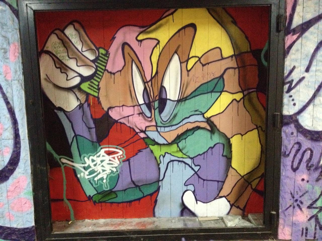 Sofia Street Art, Part 3