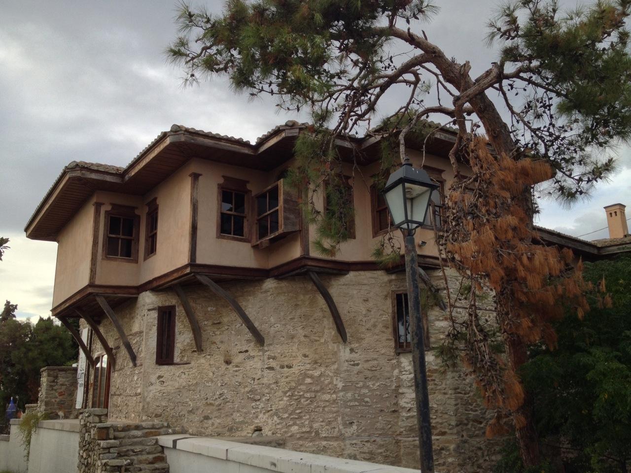 Mehmet Ali's house