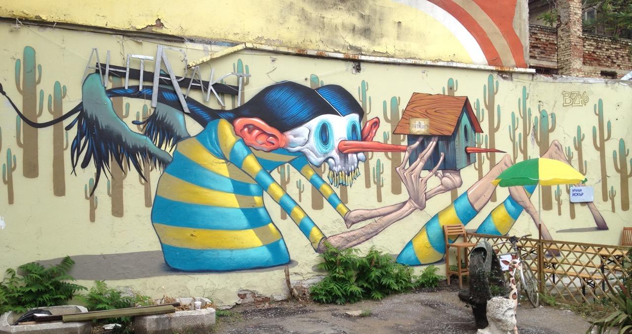 Bozko in Sofia