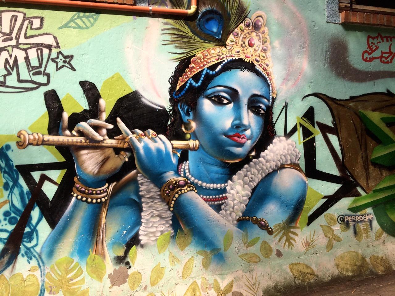 Street Art in Medellin