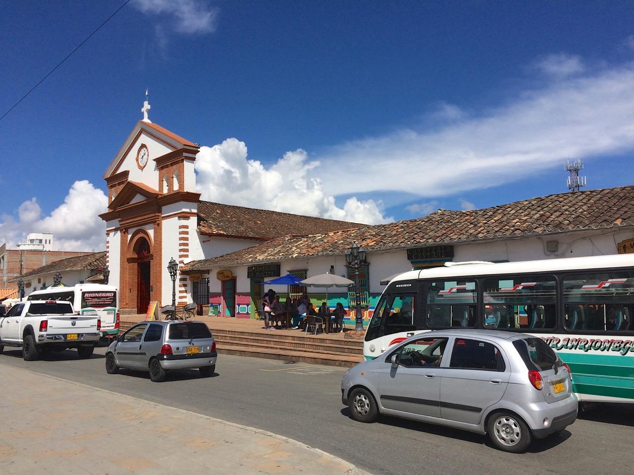 La Iglesia de San Antonio de Pereira