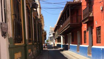 Santa Marta street