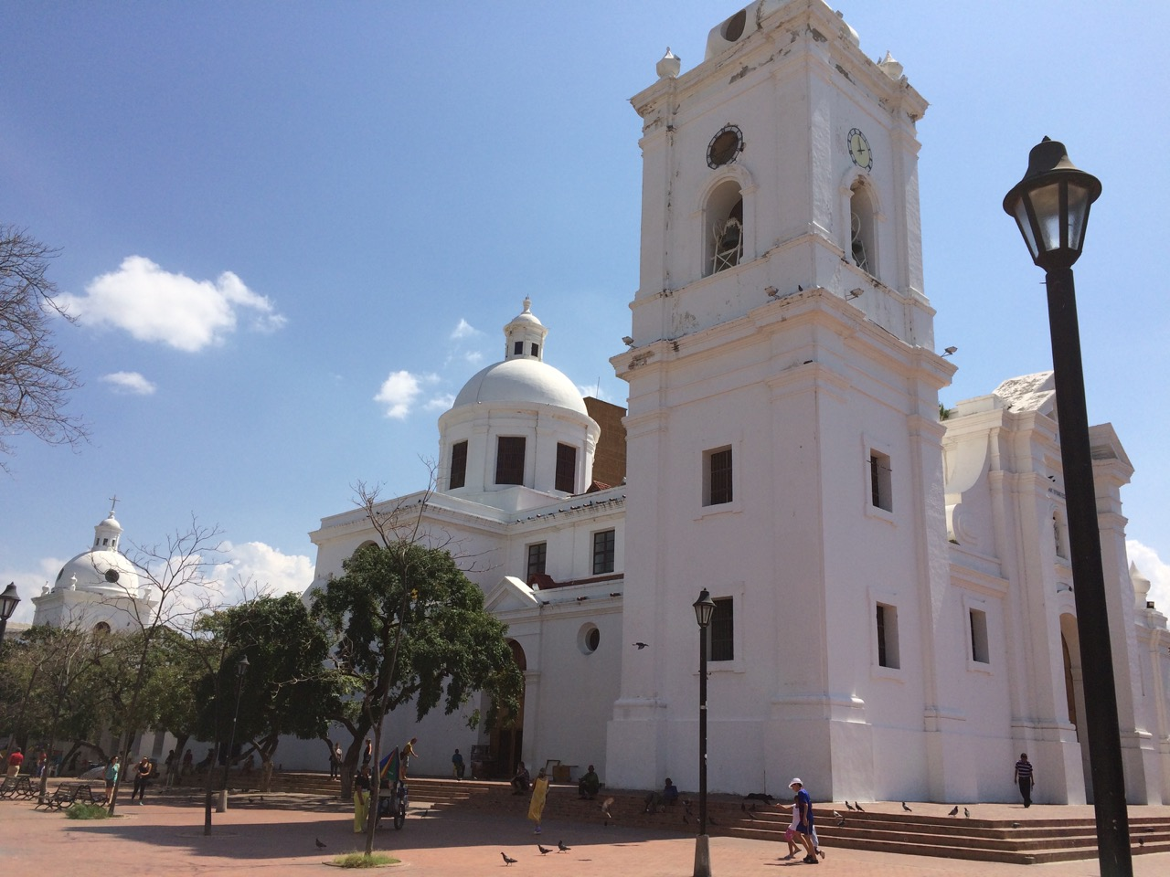 Catedral de Santa Marta built in 1765