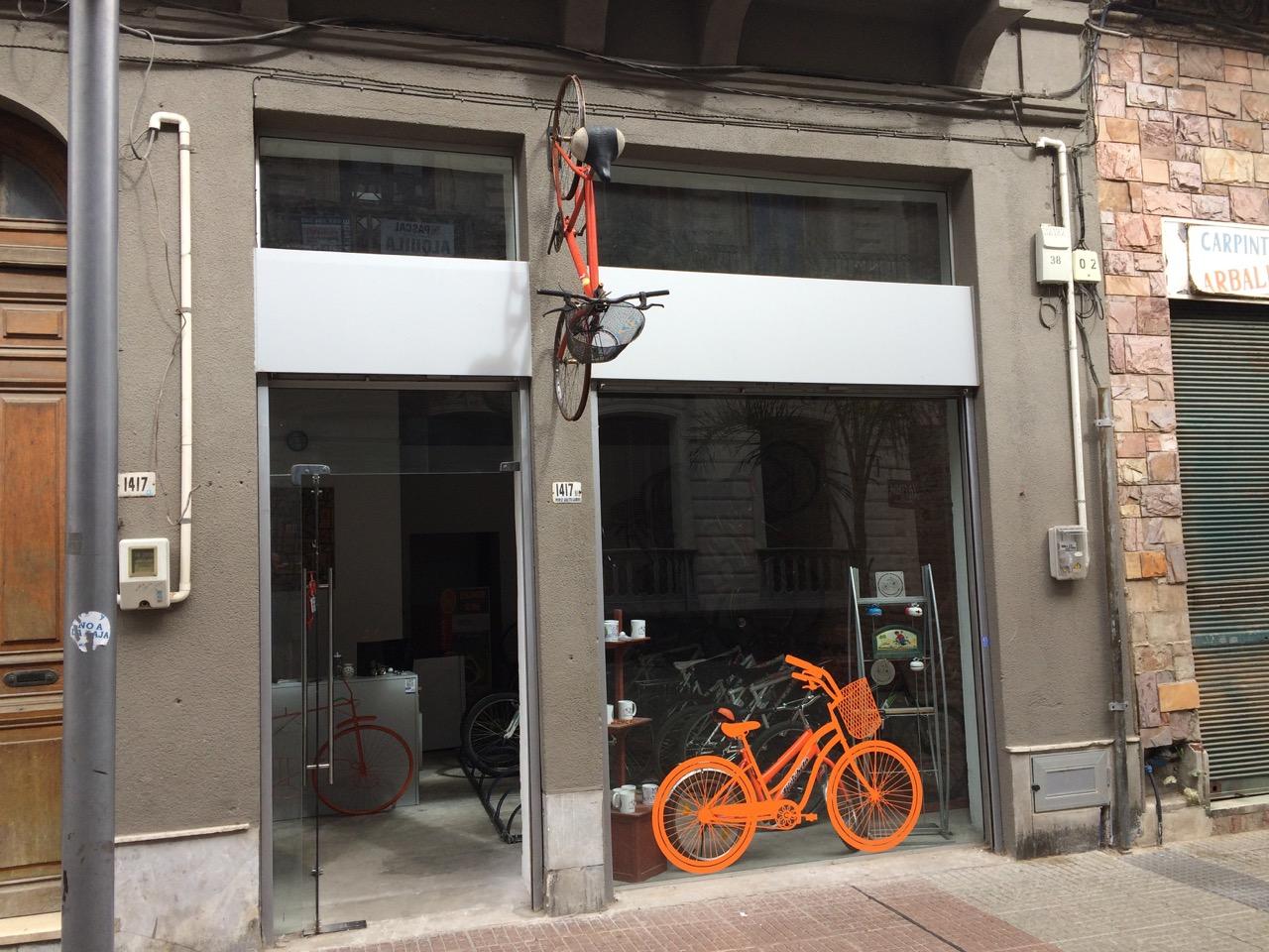 Orange BIke Office in Ciudad Vieja