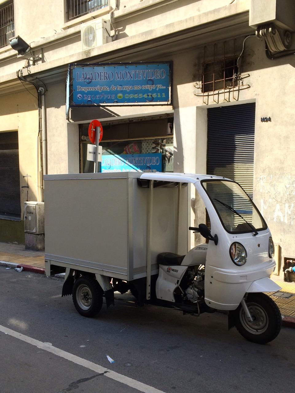 Lavadero Montevideo in Ciudad Vieja
