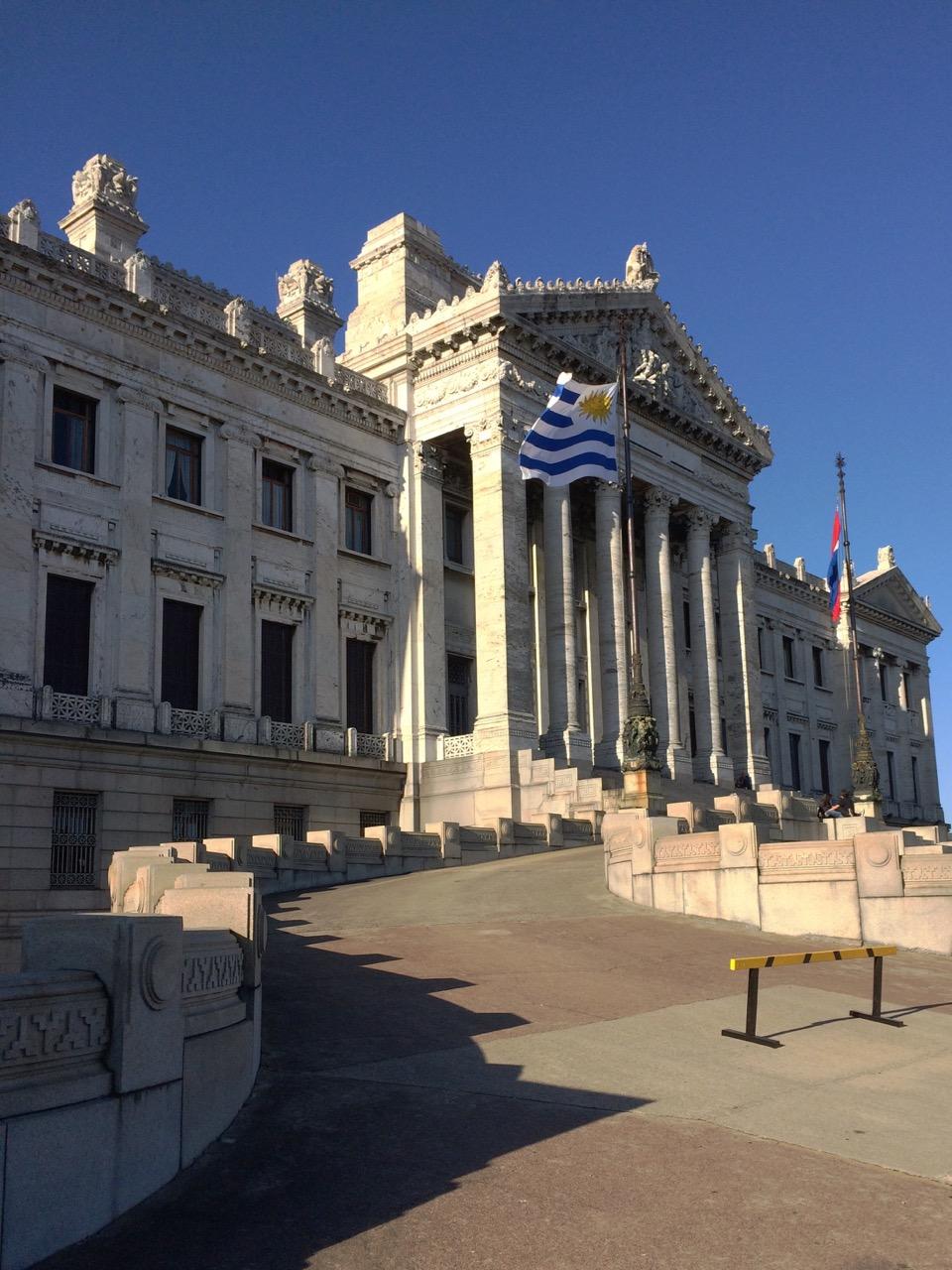 Neoclassical Palacio Legislativo