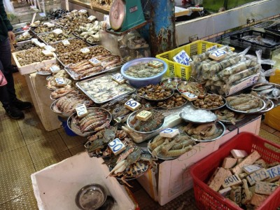 Hong Kong in Pictures: Tai Po Hui Market