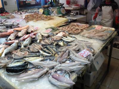 Hong Kong in Pictures: Tai Po Hui Market
