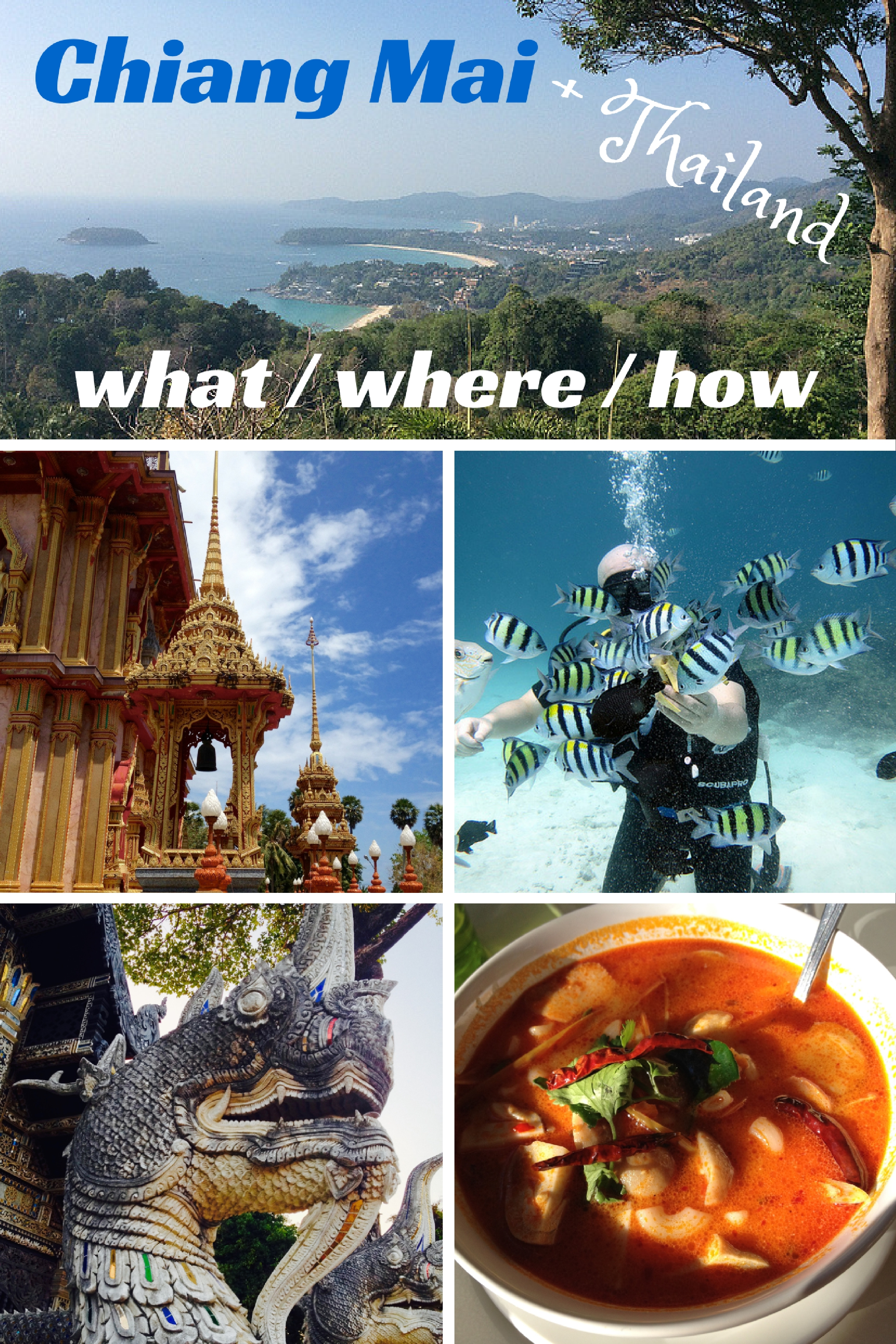 Chiang Mai and Thailand online travel resources