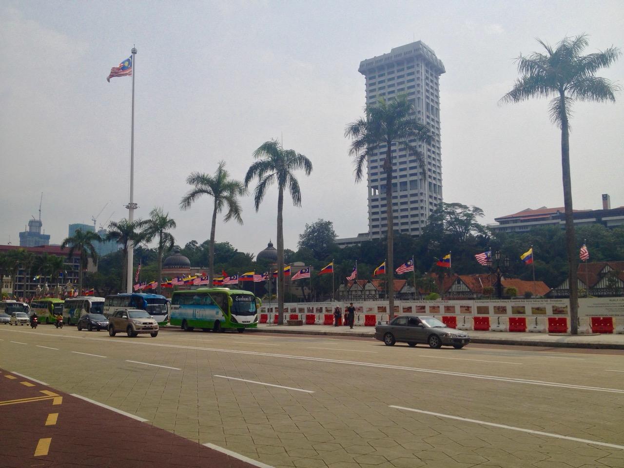 Kuala Lumpur Photos: Merdeka Square