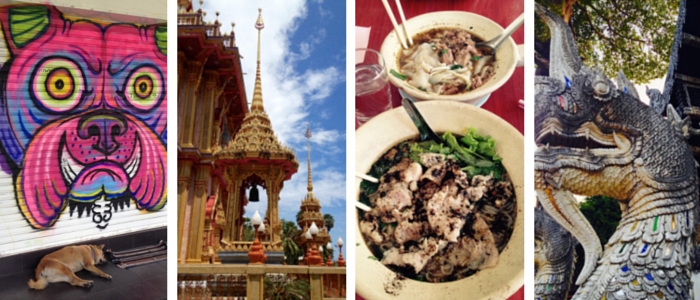 Thailand Travel Resources from Chiang Mai to Phuket
