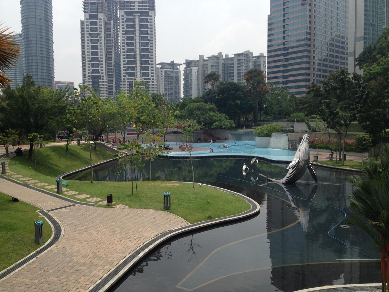 Kuala Lumpur Photos: KLCC
