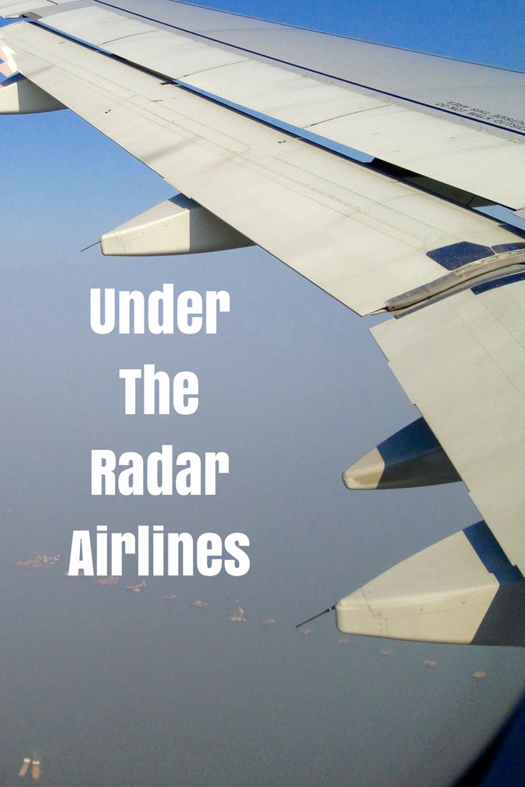 Under The Radar Airlines