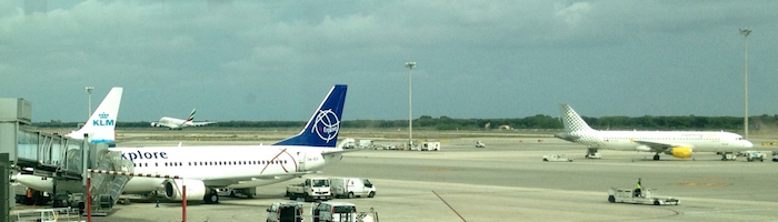 budget airlines and regional airlines