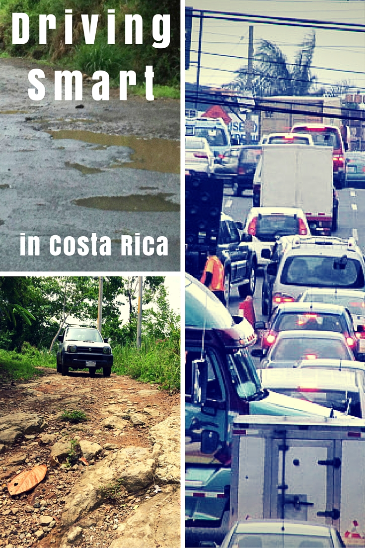 Driving Smart in Costa Rica