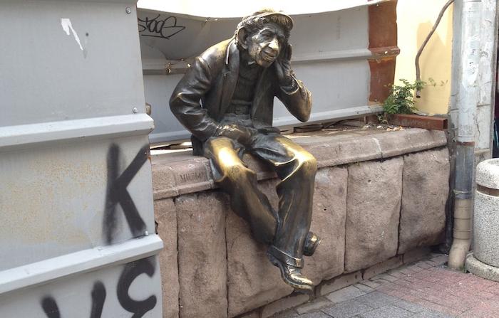 Man in Plovdiv