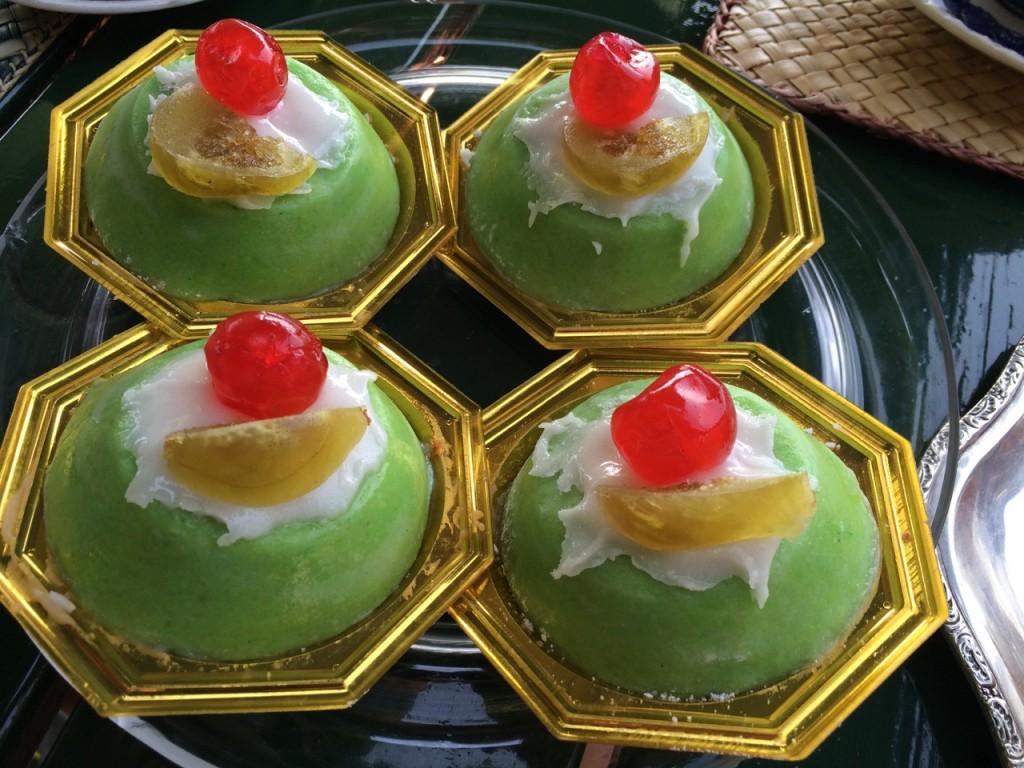 Famous Sicilian sweets for breakfast