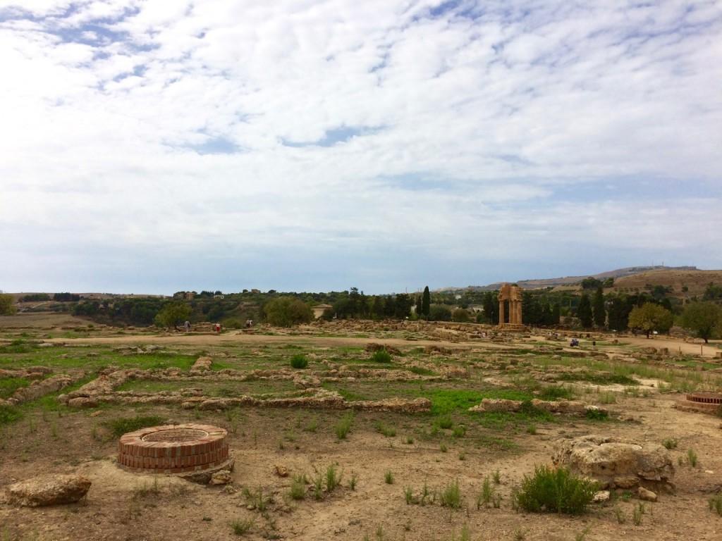 Ruins of Akragas