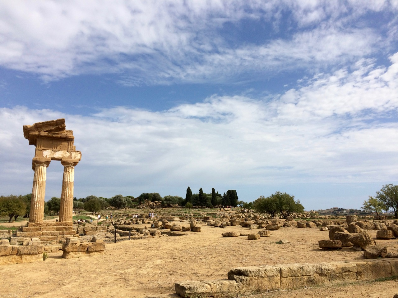 The Valley of the Temples is the crown jewel of Agrigento