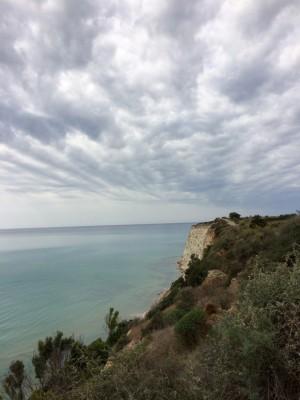 Eraclea Minoa cliff