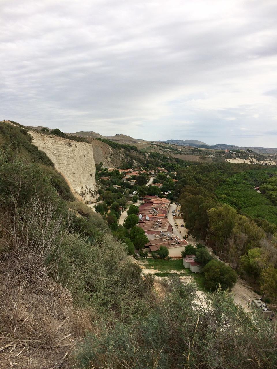 Eraclea Minoa (Cattolica Minoa) village