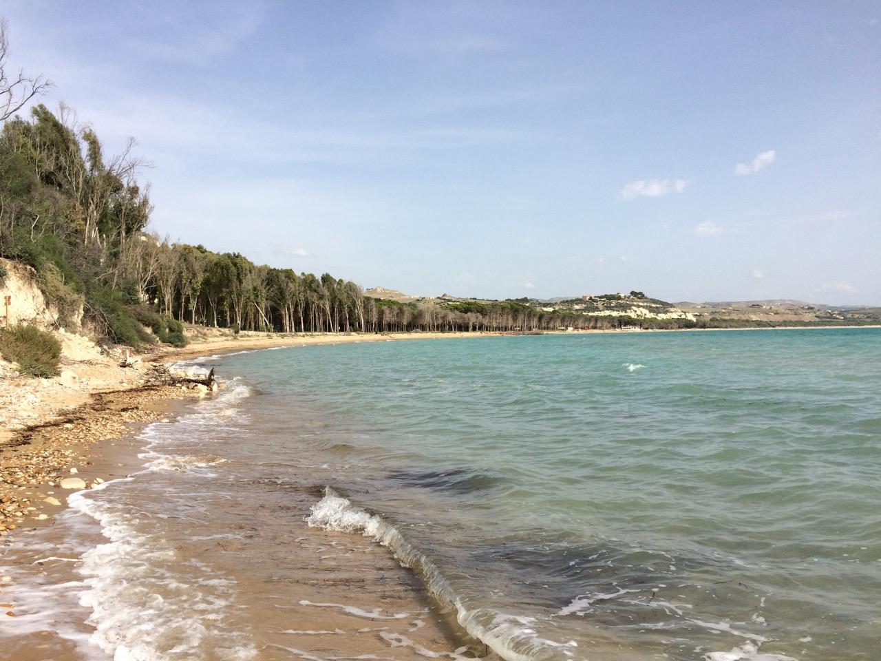 Eraclea Minoa Beach
