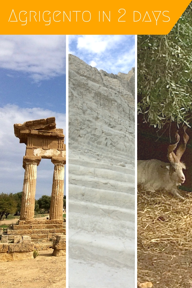 Agrigento in 2 Days Pin