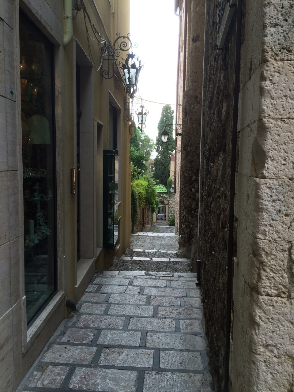 Charming side streets