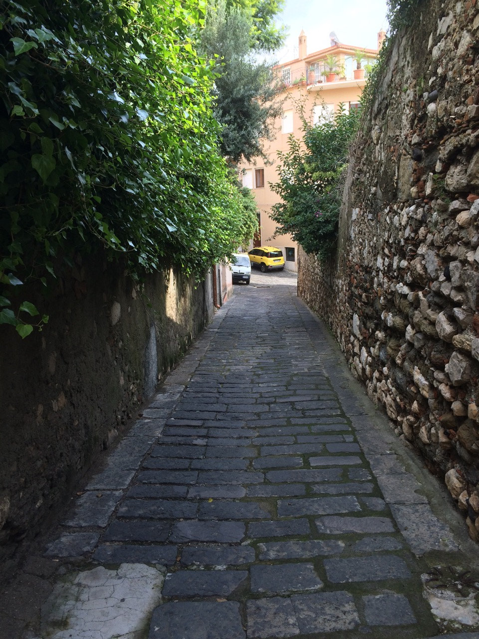 Taormina's Charming passages
