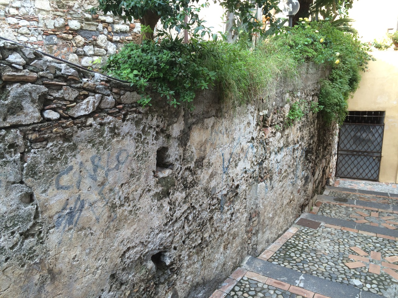 Ancient walls