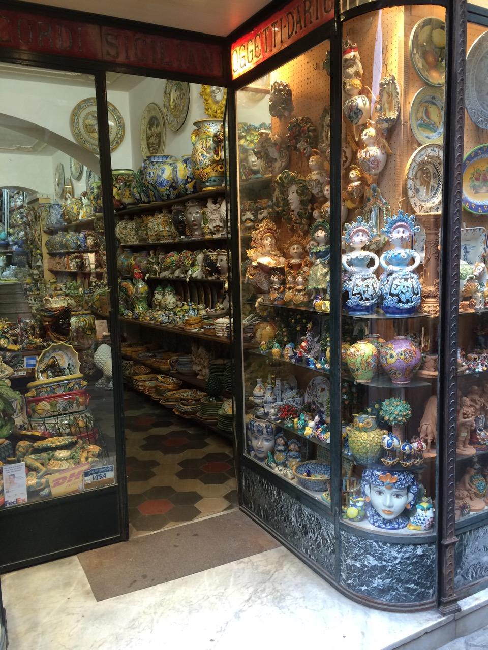 Sicilian crafts