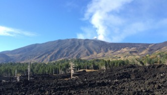 Mount Etna North