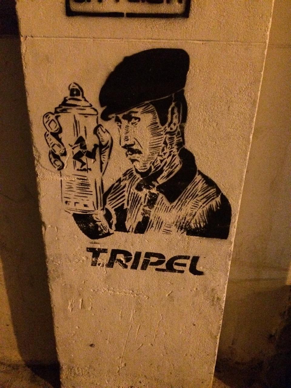 Infamous mafioso by Tripel
