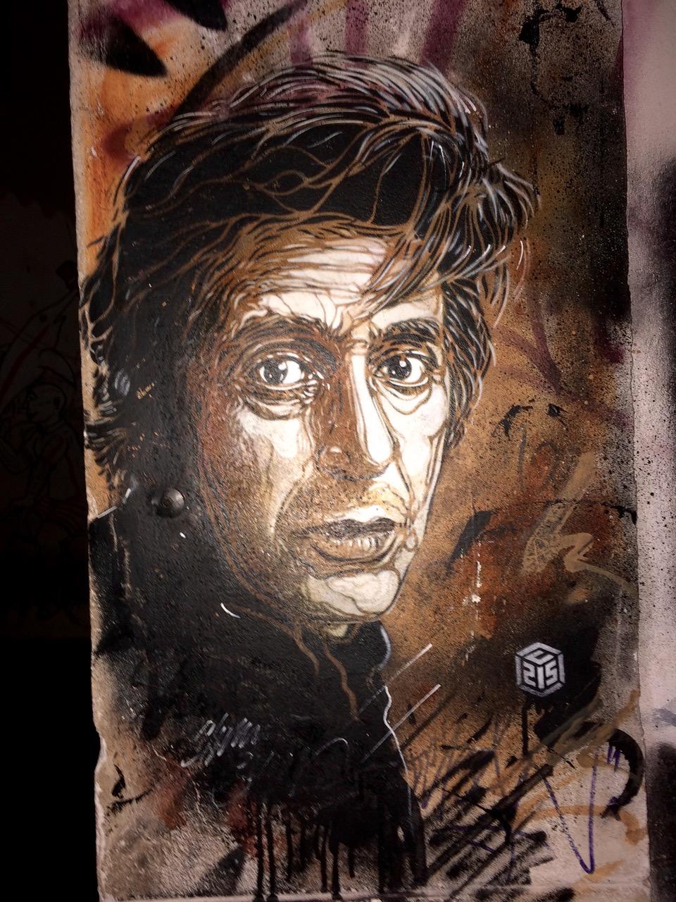 Al Pacino by C215
