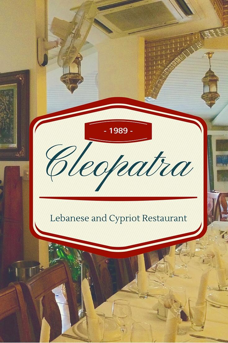 Cleopatra Restaurant in Limassol, Cyprus