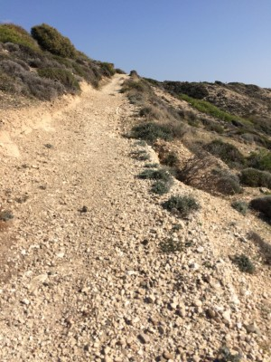 Cyprus hiking at its best