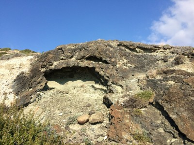 A tiny cave
