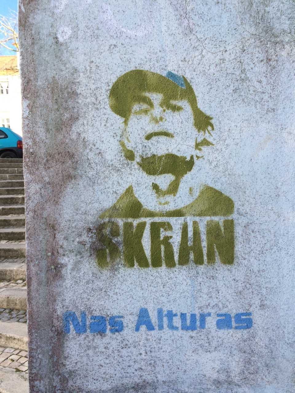 Cacilhas Street Art