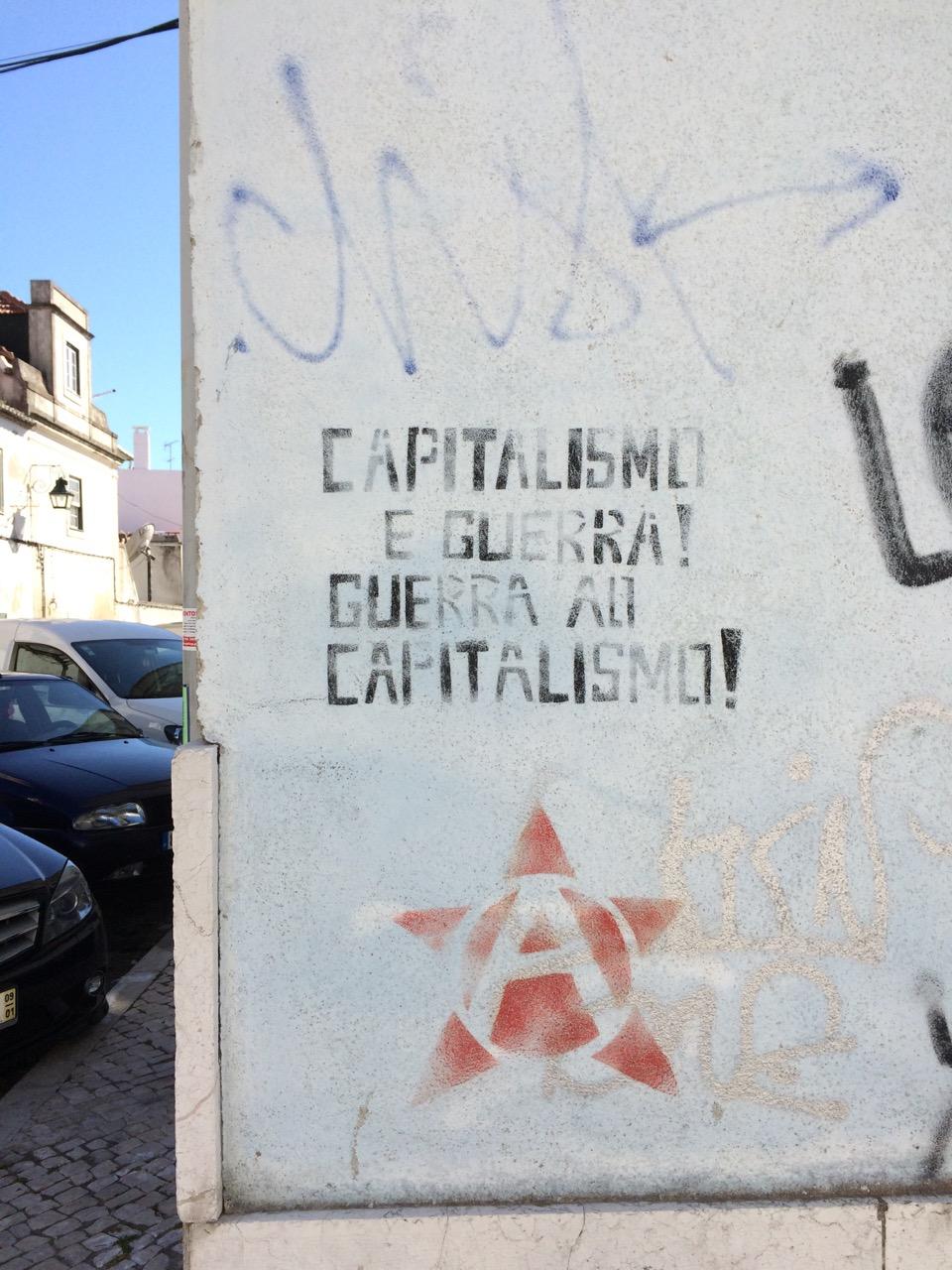 Cacilhas graffiti