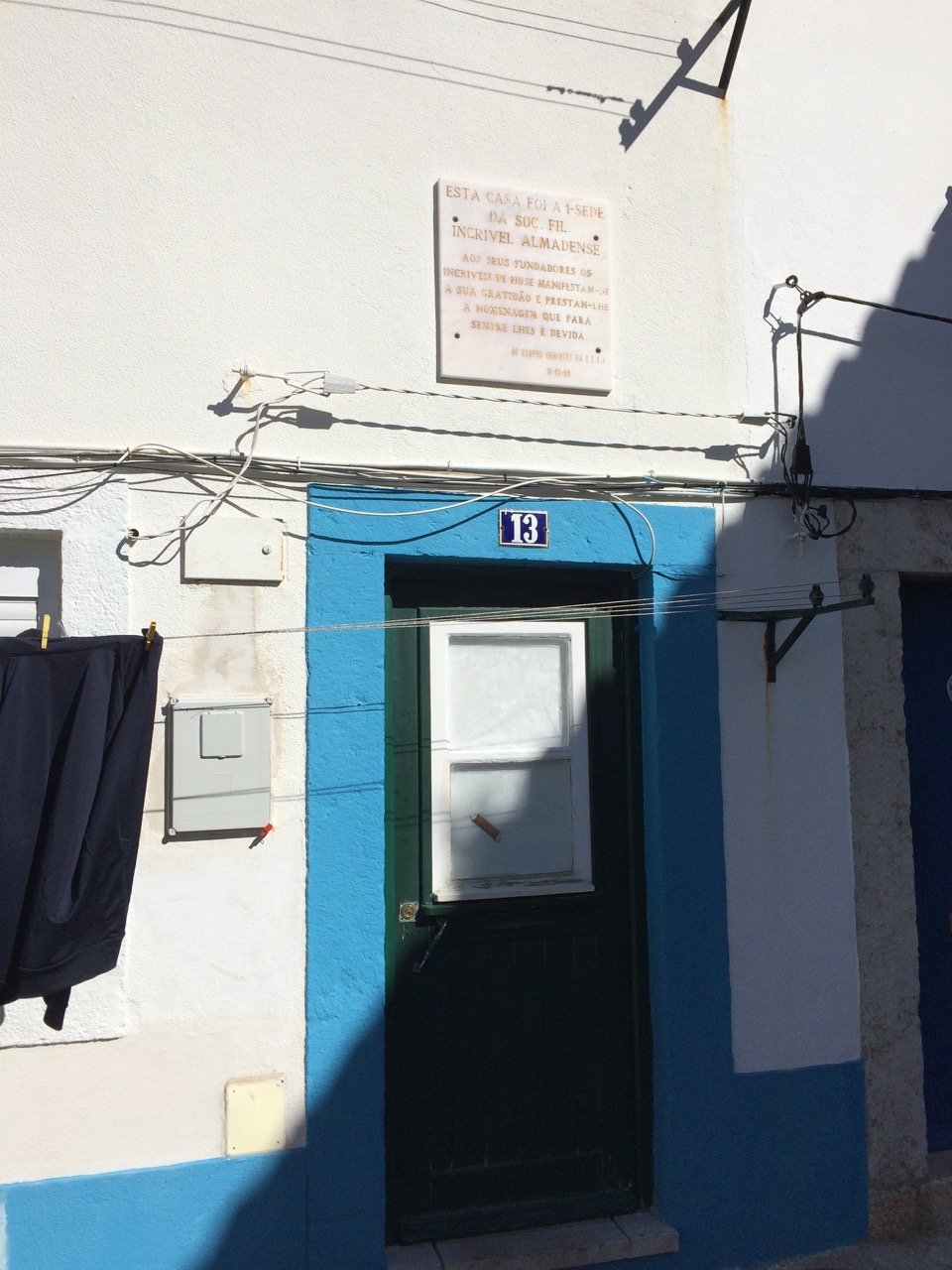 Historical buildings of Cacilhas