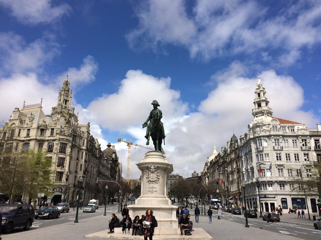 Porto is a tourist magnet